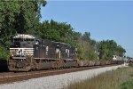 NS 2713 On NS 282 Northbound