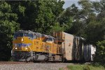 UP 3052 On NS 25 A Eastbound