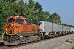 BNSF 6732 On NS 240 Westbound