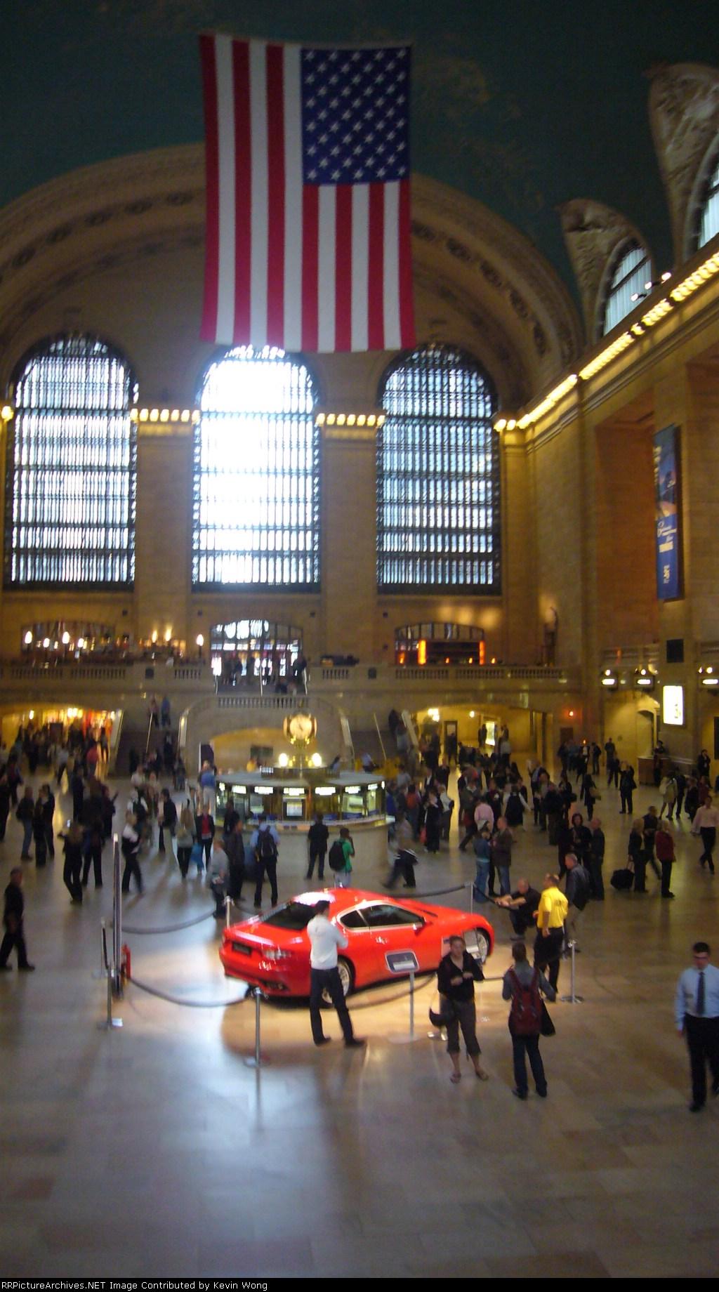 Grand Central Terminal main hall
