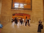 Grand Central exit to street