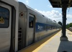 """Metro-North Shoreliner I coach 6171 """"The Water Level Route"""""""