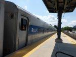Metro-North Shoreliner I coach 6163
