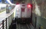 Metro-North Shoreliner cab car 6121