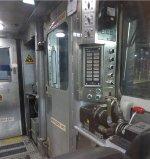 Cab of Metro-North Shoreliner IV cab car 6316