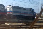 Metro-North F40PH-3 4907