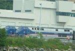 Metro-North P32AC-DM 221 with 219