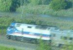 Metro-North F40PH-3C 4907 provides motive power for Port Jervis train 78