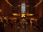 Main hall of Grand Central