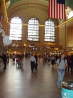 Grand Central Terminal main hall