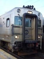 MNCR Comet V cab 6702 leads Port Jervis express #64