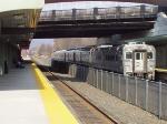 Metro-North #73 to Port Jervis