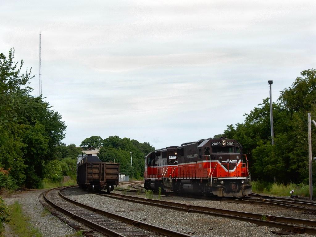 Train PR2