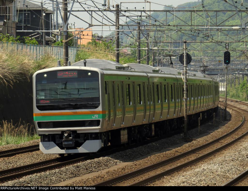 Going to Hiratsuka