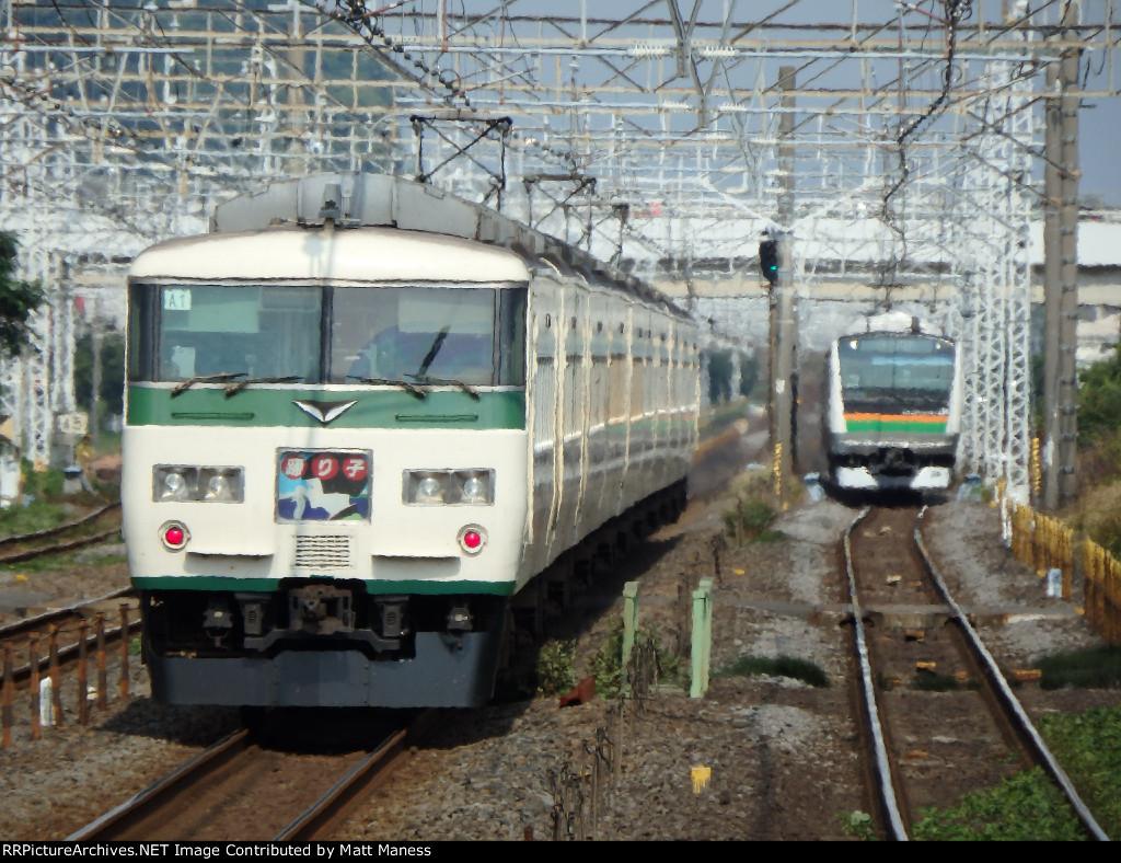 Tokaiso rails