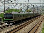 Heading to Tokyo from Atami