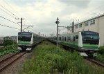 Dual sets just South of Machida