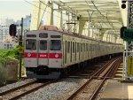 No.8628 on Tobu line