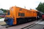 Northwest Railway Museum 4014