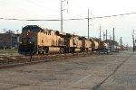 UP train # 75 NL to PB transfer