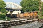 18:07 DPU for NB MT coal train