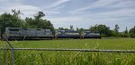BCLR 596, SGLR 580 and 579 quietly sit in the Suburban propane spur
