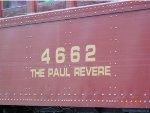 """""""The Paul Revere"""""""