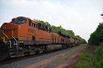 BNSF 6987