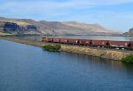 Columbia River on both sides