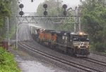 NS SD70ACe #1085 on 20W