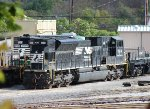 NS SD80MAC #7214