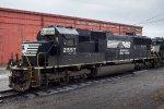 NS SD70 #2557