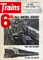 """""""Triple Train Treat,"""" Front Cover, 1967"""