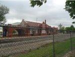 Norman Santa Fe Depot