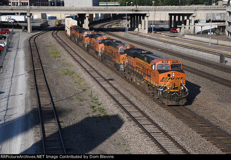 BNSF 7939