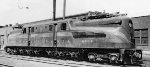 PRR 4804, GG-1, 1947