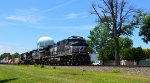 One NS, Two Ex Conrail
