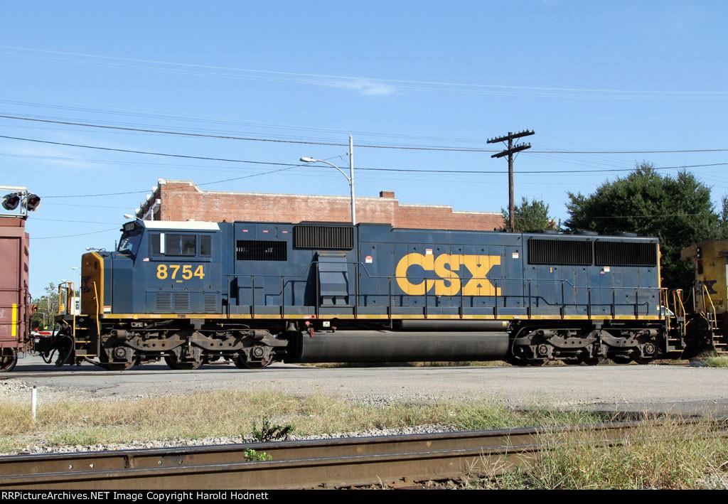 CSX 8754