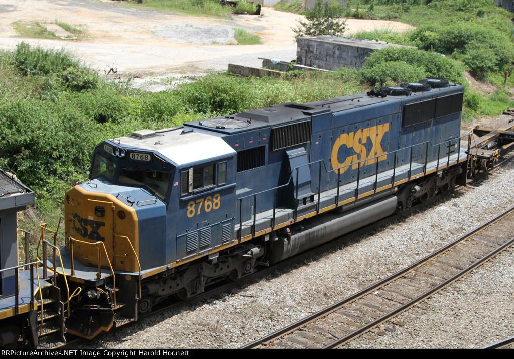 CSX 8768