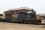 CSX 8707