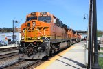 BNSF Z-Train at LaVergne, IL