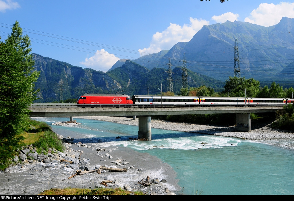 460 097 - SBB Swiss Federal Railways