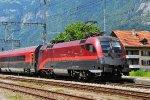 1116 205 - OBB Austrian Federal Railways