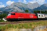 460 083 - SBB Swiss Federal Railways