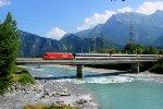 460 097 - SBB Swiss Federal Railways