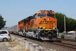 BNSF Officer Car Special in Puyallup