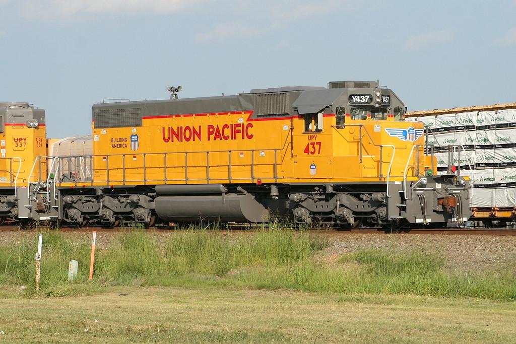 UPY 437 yard slug