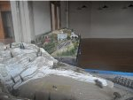 Abandoned Model Railway