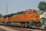 BNSF 4225 East On The NS