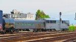 BNSF Geo Train cars